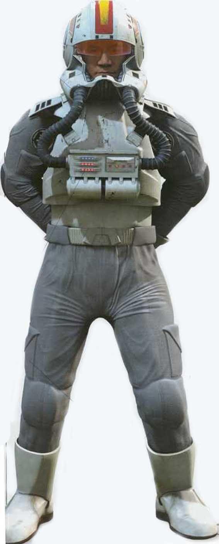 Original Clone Trooper Helmets and Armor pilot