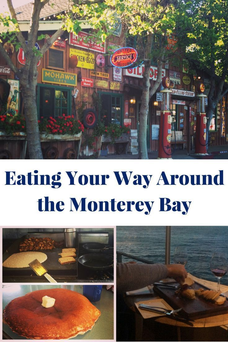 Where to eat in Monterey, California. Seafood to Mexican to Italian you can find some of the most delicious food and places to eat in the Monterey Bay area, including Carmel & Pacific Grove.