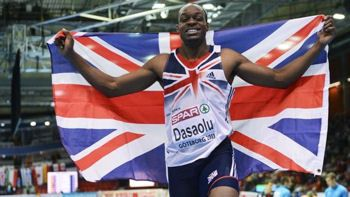 RunnersWeb  Athletics: Dasaolu crowned British Indoor Champion