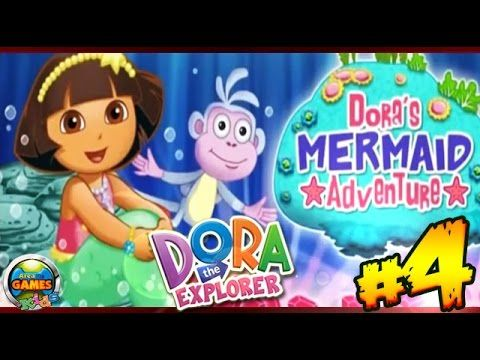 Dora the Explorer - Episode 4 - Game
