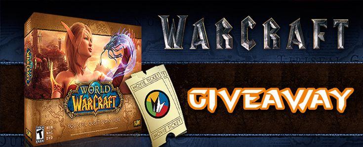 Mamy do rozdania dwa kody na darmowego Battlechest do World of Warcraft, rozdawane w sieci Multikino do zakupionego biletu na film Warcraft: Początek.