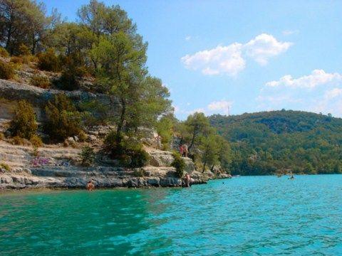 25 best ideas about esparron de verdon on pinterest for Camping sainte croix du verdon avec piscine