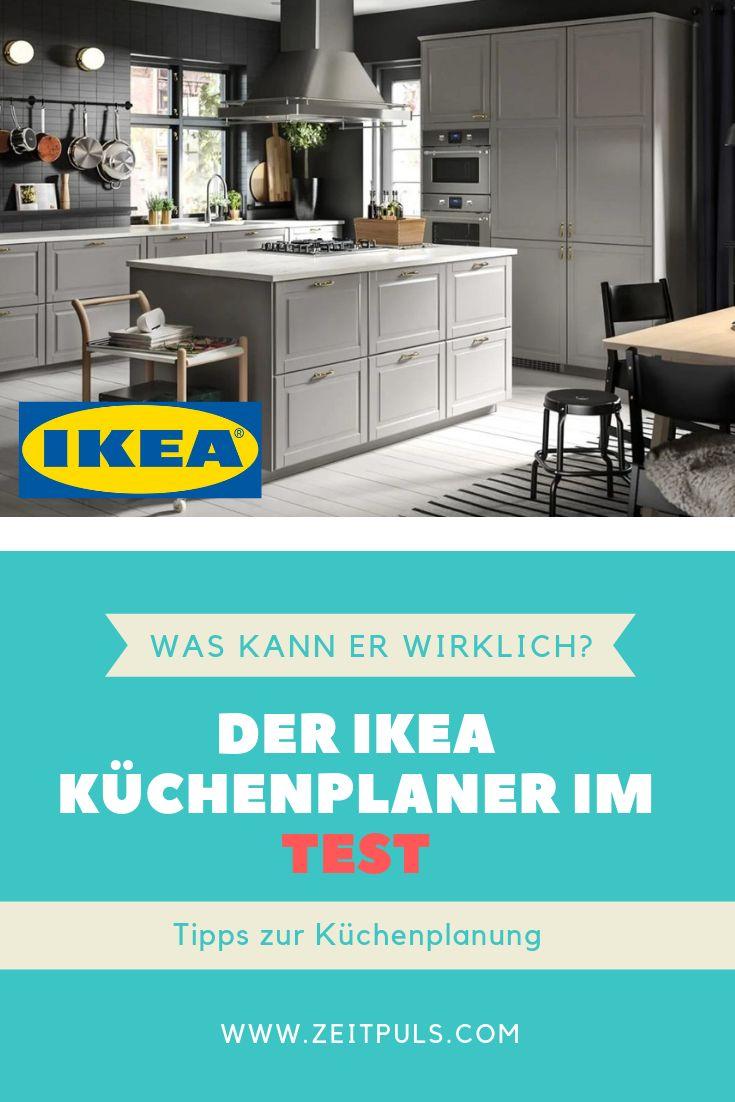 Ikea Küchenplaner im Test – Ideen schnell umgesetzt