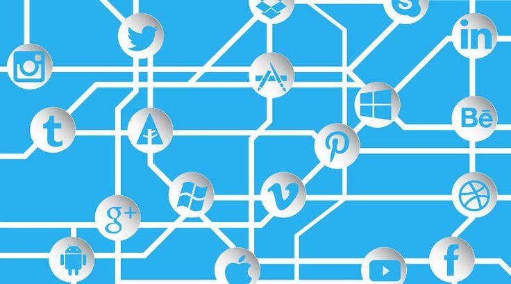 """Así es el """"monopolio"""" de las redes sociales"""