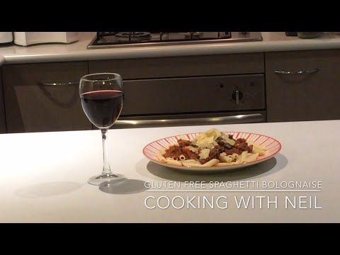 Gluten Free Spaghetti Bolognaise - YouTube