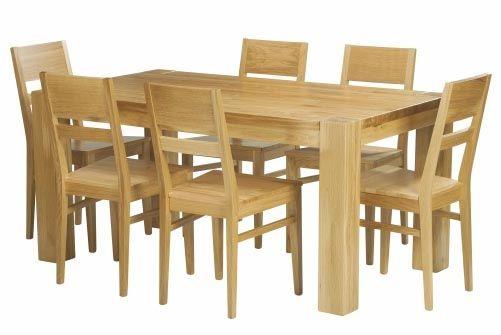 Jídelní stůl DUB MASIV 160