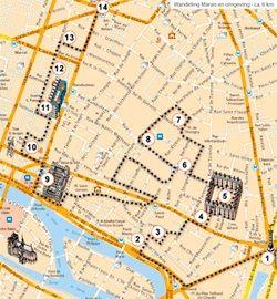 parijsmijnstad   Wandeling Marais Parijs