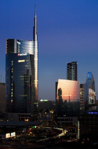 Milano | Unicredit tower | Porta Nuova