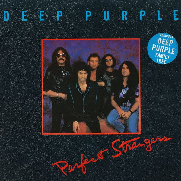Deep Purple Perfect Strangers 1984