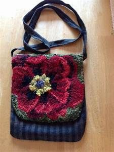 17 Best images about Rug hooking on Pinterest | Hand hooked rugs, Wool and Hooks