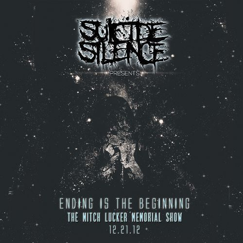 Ending Is the Beginning: The Mitch Lucker Memorial Show 12.21.12 [CD & DVD]