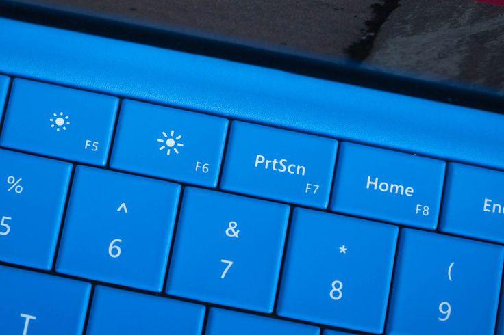 How to take screenshot like a pro with Windows 10