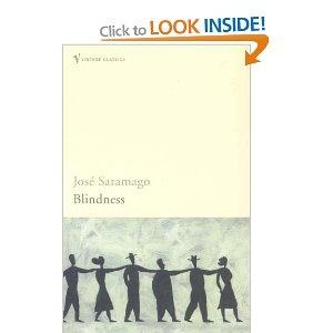 Blindness by José Saramago. #books #portuguese #romance