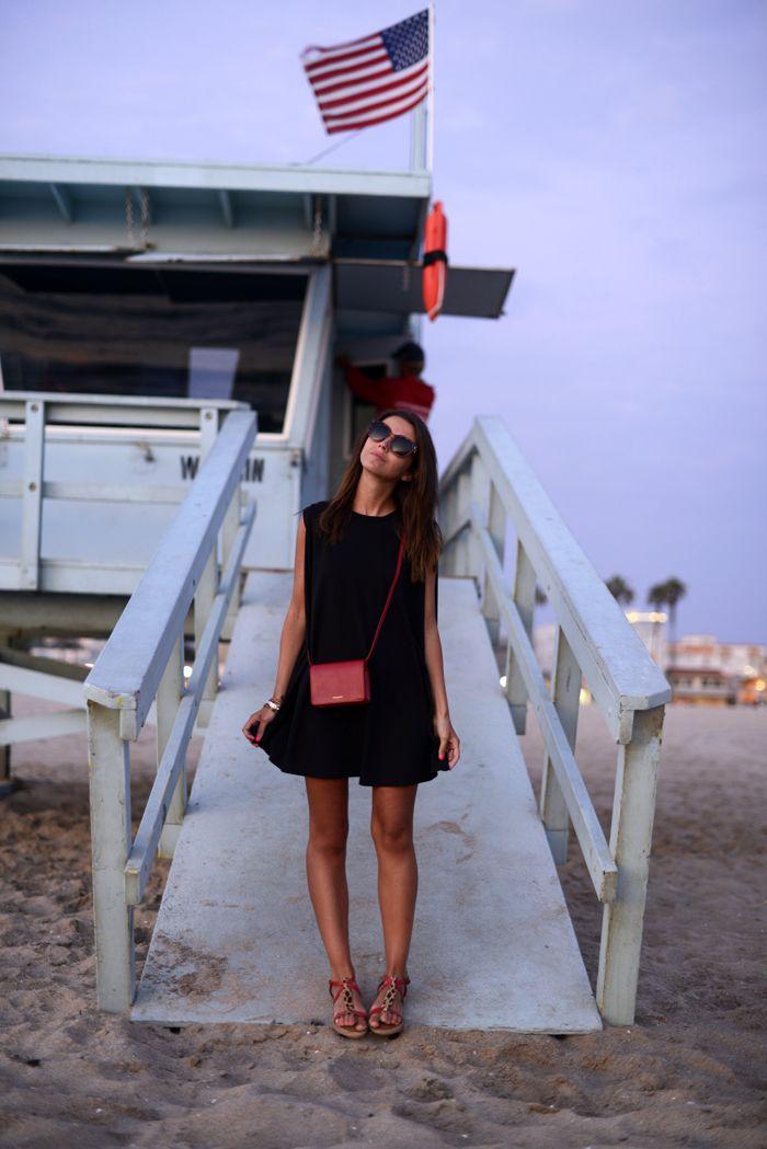 fashion, style, black, pink, mini, female,