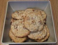 Calypso Crunch Cookies { Coconut & Pecan like the ones in Publix }