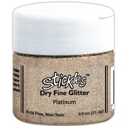 Stickles: Dry Glitter (24) colors available: Color