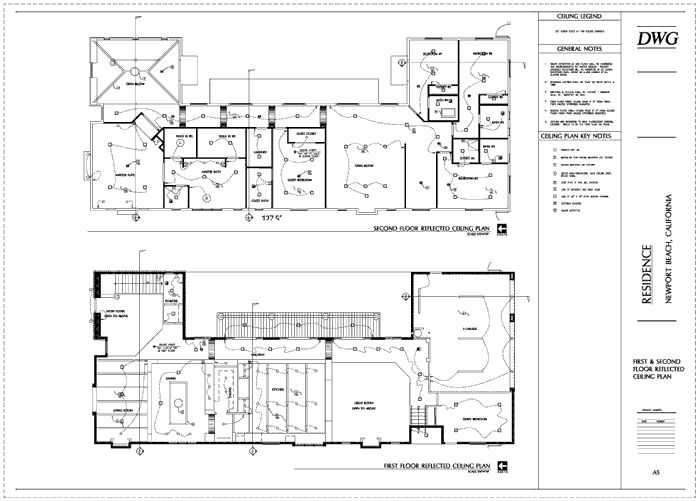 51 best ID 375 - Reflected Ceiling Plan images on Pinterest ...