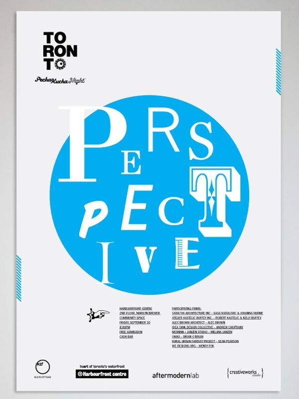 PechaKucha Toronto  Global designers conference