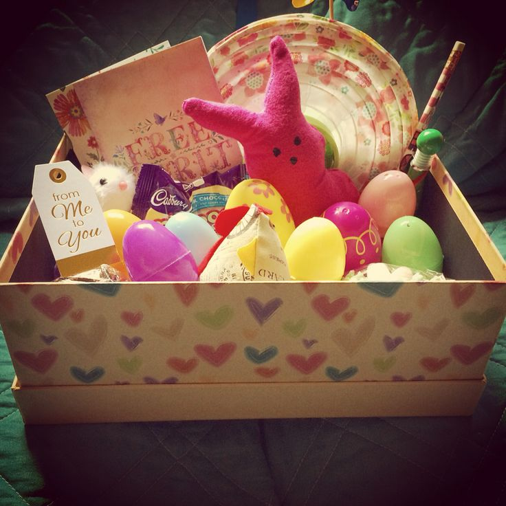 Easy, Budget Friendly DIY Easter Basket