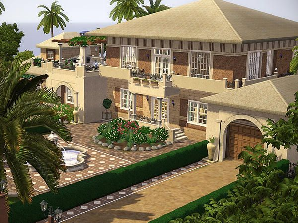 82 Best Images About Sims Houses Mansions On Pinterest