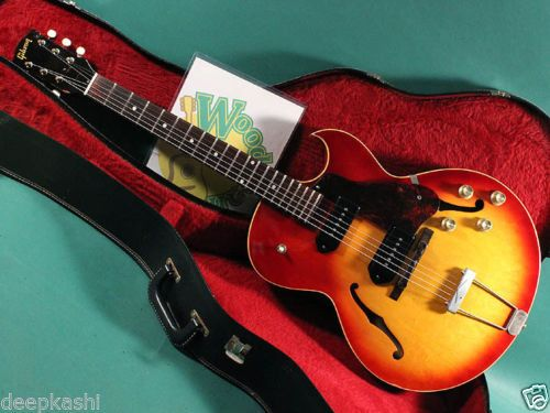 GIBSON-ES-125TCD-1962-EXCELLENT-CONDITION