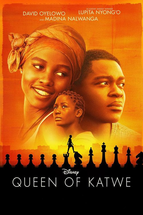 Queen of Katwe 【 FuII • Movie • Streaming