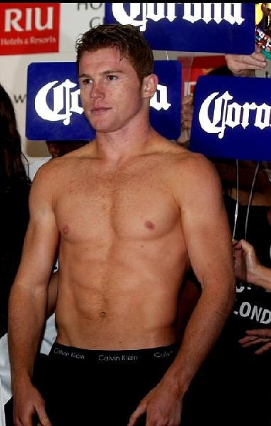 #Canelo #shirtless