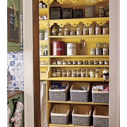 Pantry Shelves Design, Pictures, Remodel, Decor and Ideas - page 8
