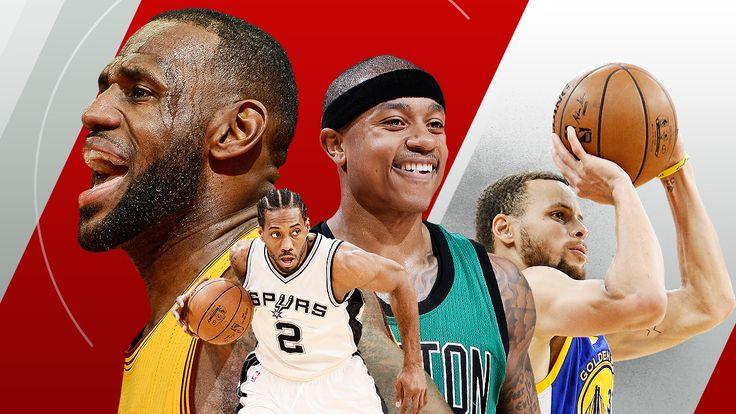 2017 NBA Playoffs: Key dates, schedule, matchups and news