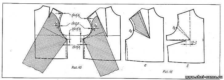 Глава 2. - Раздел II - Раскрой пошив моделирование женской лёгкой одежды - Всё о шитье