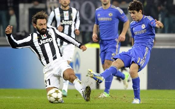 A solid play from Juventus with great defense and solid midfield leaves Chelsea on brink. 3-0
