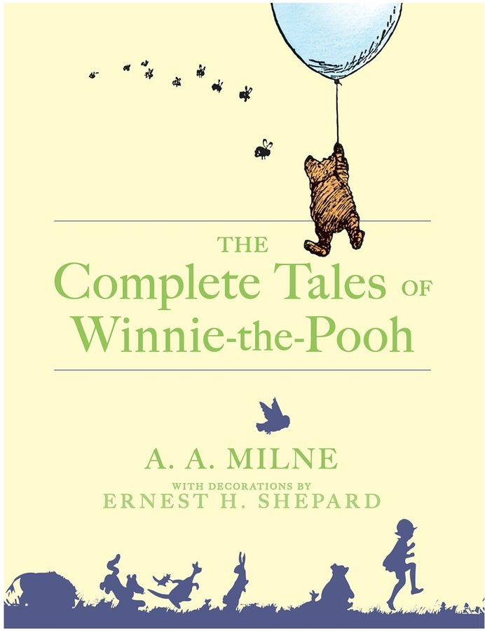 Penguin Random House The Complete Tales of Winnie-The-Pooh