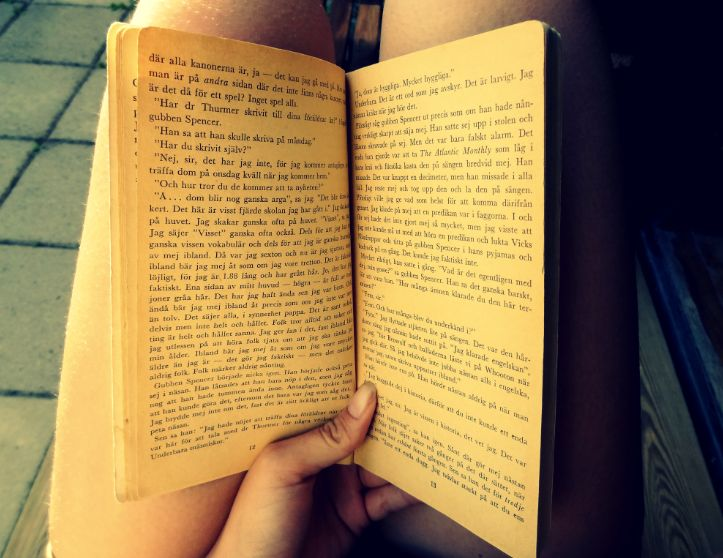Booksessed, välskriven bokblogg