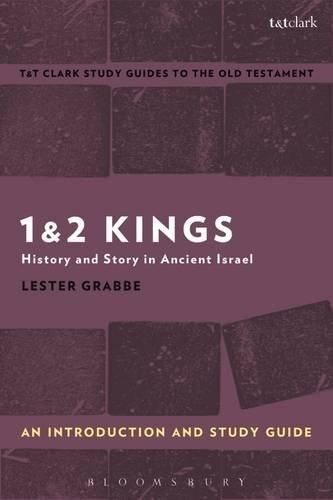 1 & 2 Kings : an introduction and study guide history and story in ancient Israel / by Lester L. Grabbe https://cataleg.ub.edu/record=b2219035~S1*cat Lester L. Grabbe provides a concise and up-to-date introduction to the books of Kings, covering all the historical and interpretative issues.