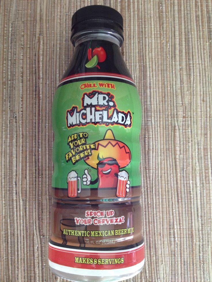 Best Michelada Mix!