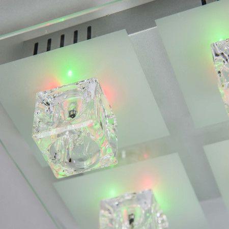 Deckenleuchte Ilum 9 RGB: #ledleuchtmittel #lampen #leuchten #deckenleuchte