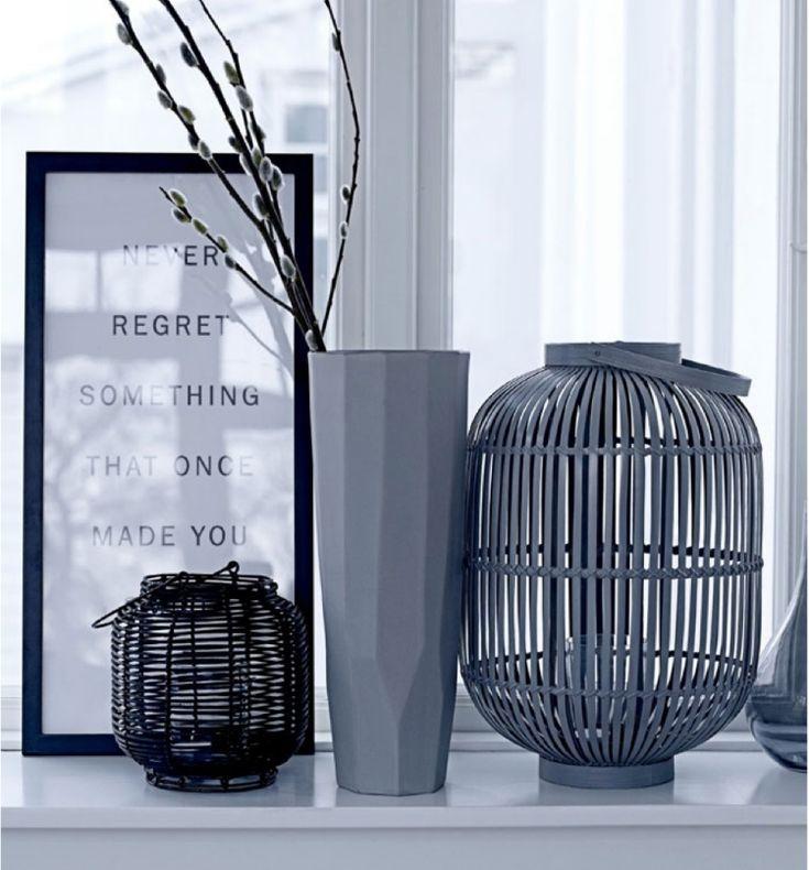 Fensterbank dekorieren – ohne Blumen stilvolle Gestaltungen kreieren