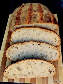 Pan di Pane: Ricetta Pane a Lievitazione Naturale con Prefermento