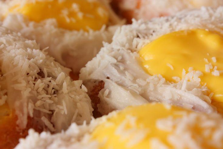 Kristine Weber motbeviser myten om at sunn mat ikke smaker godt. Disse skolebrødene må bare prøves! Inneholder 11g protein og 100 kalorier pr enhet
