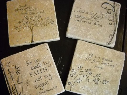 Ceramic Tile Crafts Ideas | Ceramic