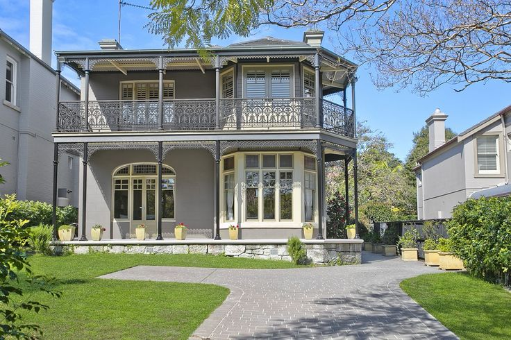 29 Wycombe Road, Neutral Bay NSW 2089 - A rare beauty for sale for the first time in 20 years. One of the 22 landmark properties in the area.