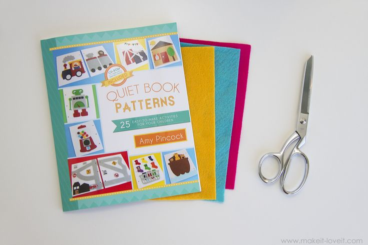 Book Review: Quiet Book Patterns (and 3 to GIVE AWAY!!) Ends Jan 6th 2014