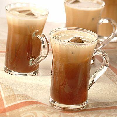 Dulce de Leche Acanelado Sobre Hielo – Todo lo que lleva dulce de leche es delicioso, ¿no crees? ;)