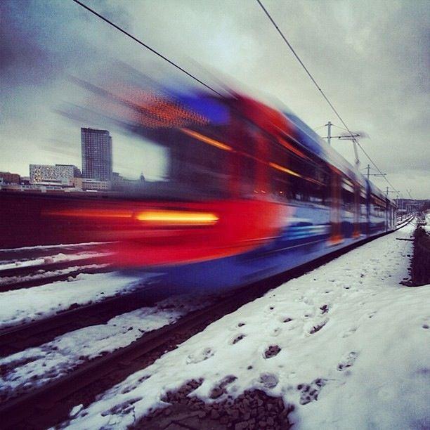 Speed! (photo by @Heather Erdmann on IG) #socialsheffield #sheffield