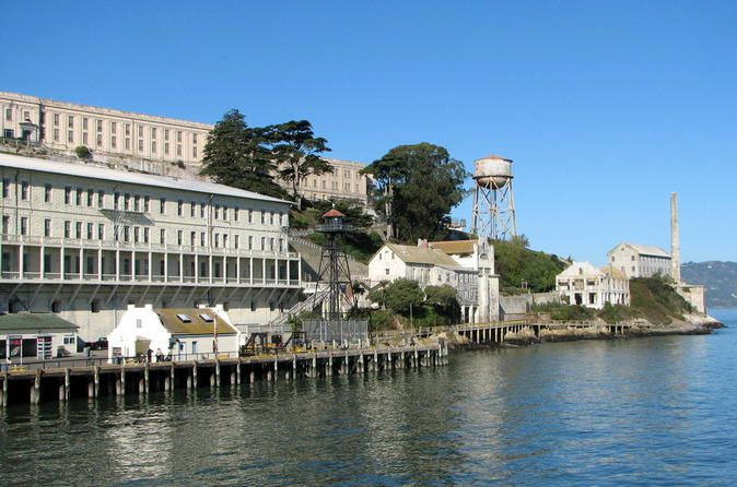3-in-1 Ultimate Bay Area Package: Alcatraz Tour Including Muir Woods and San Francisco City Tour See the best of the Bay Area in a convenient way with this 3-in-1 sightseeing package that introduces you to some of the most popular destinations in and around San Francisco. Over two days, you'll visit Alcatraz Island, see the redwood trees at Muir Woods National Monument, and enjoy a comprehensive city tour of San Francisco's top sights. Due to popular demand, this package is li...