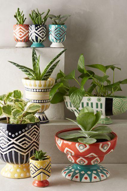 Anivalda Garden Pot - anthropologie.com #anthrofave