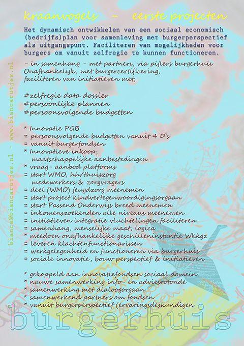 Toegevoegd: #zelfregie data dossier #persoonlijke plannen #persoonsvolgende budgetten  - initiatieven integratie vluchtelingen faciliteren.  N.a.v. artikel 3 nov 2015 - Halve ton voor snelle integratie vluchtelingen in Rheden.