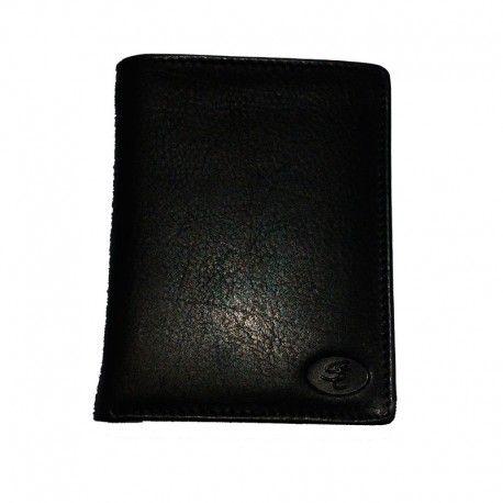 Lille praktisk herre pung fra Stephanie i lækker kalveskind 99074