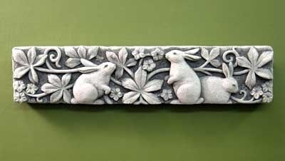 Bramble Bunnies -- Carruth Studio: Waterville, OH