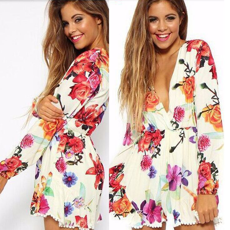 Beach Dress, Summer Dress, Women Beach Dress long dress, women long dress, maxi dress, beach long dress YOU MAY ALSO LIKE>> Vancol Jumsuit Shorts 2016 Summer New Fashion Sexy V-Neck Long Sleeve One Piece Clothing Plus Size Floral Print Jumpsuit Women Rompers Womens Jumpsuit , Summer Sexy Jumpsuit Shorts Item: Floral Print Jumpsuit Shorts Color: ...